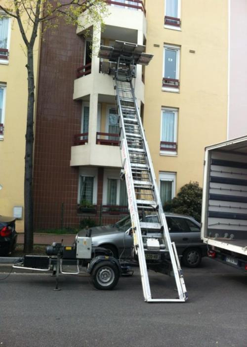 tarif location monte meuble